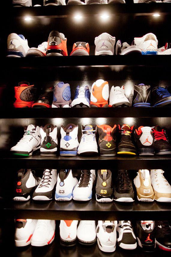 Mens Shoe Closet his shoe closet | shoe freak | pinterest