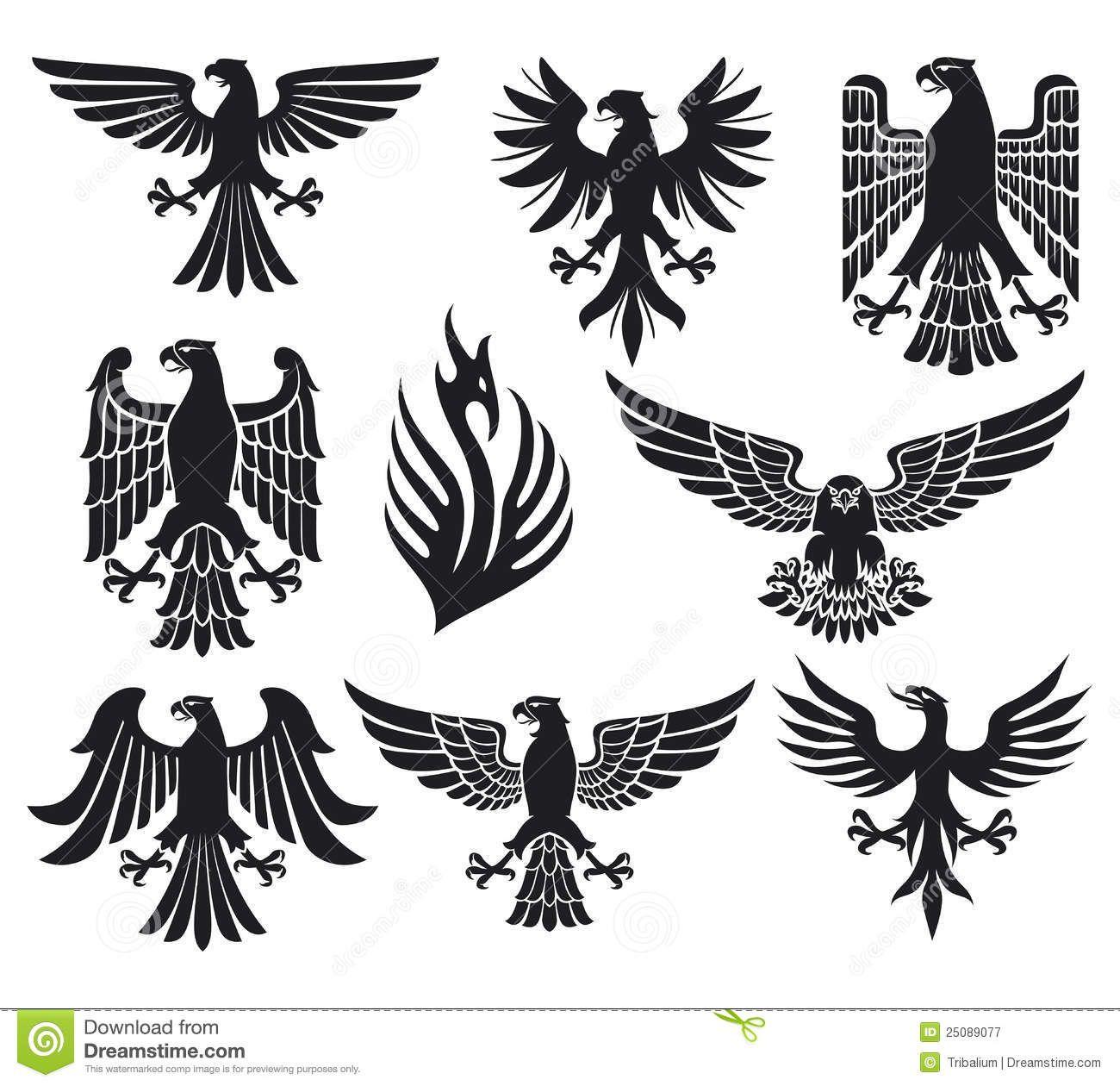 Raven Heraldic