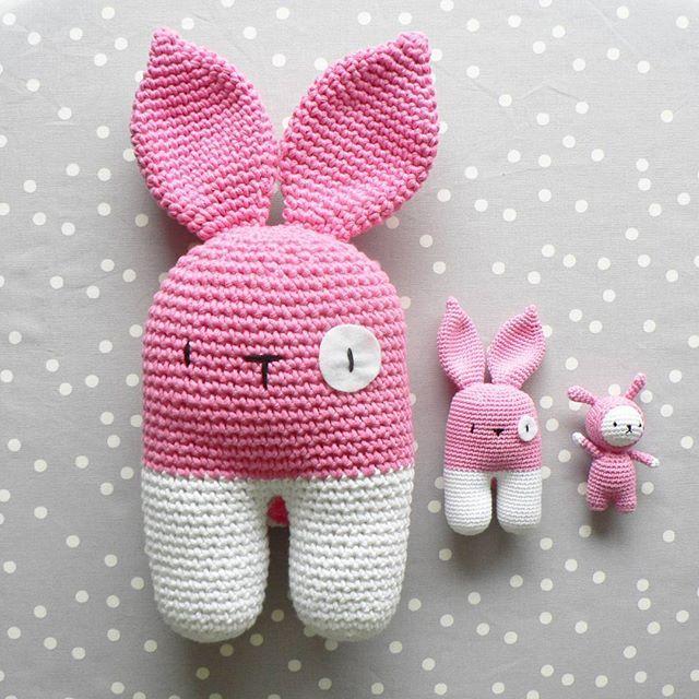 Tuto amigurumi : doudou lapin lanukas - Tout sur le crochet et les ...   640x640
