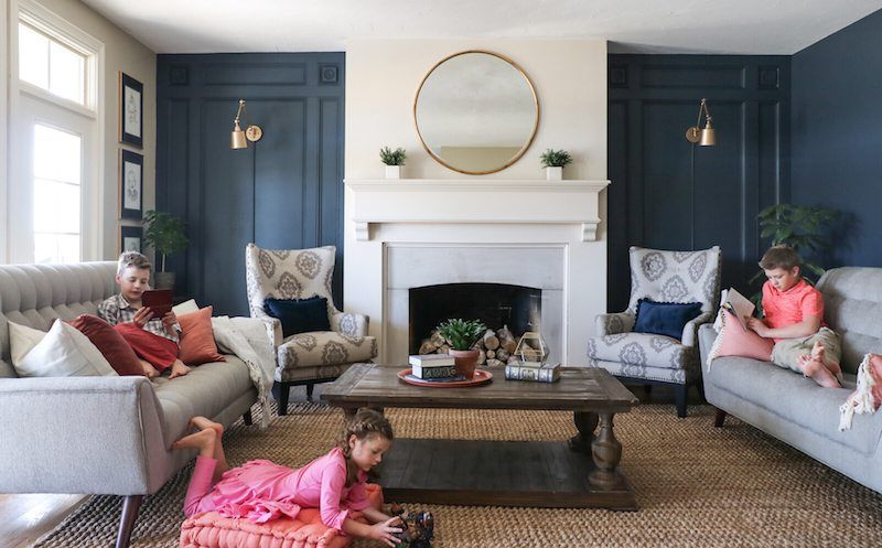 Living Room Makeover With The Roomplace  Living Rooms And Room Adorable Living Room Makeover Design Ideas
