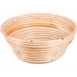 Photo of Brotbackkorb aus Weide zum Aufgehen des Teigs Ekmek I – Weidenkorb Ø (16cm) – 0,5kg