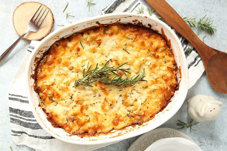 Easy Rosemary Macaroni And Cheese Kitchen Divas In 2020