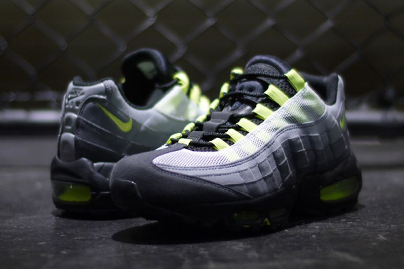 Mita X Nike Air Max 95 Prototype With Images Nike Air Max 95