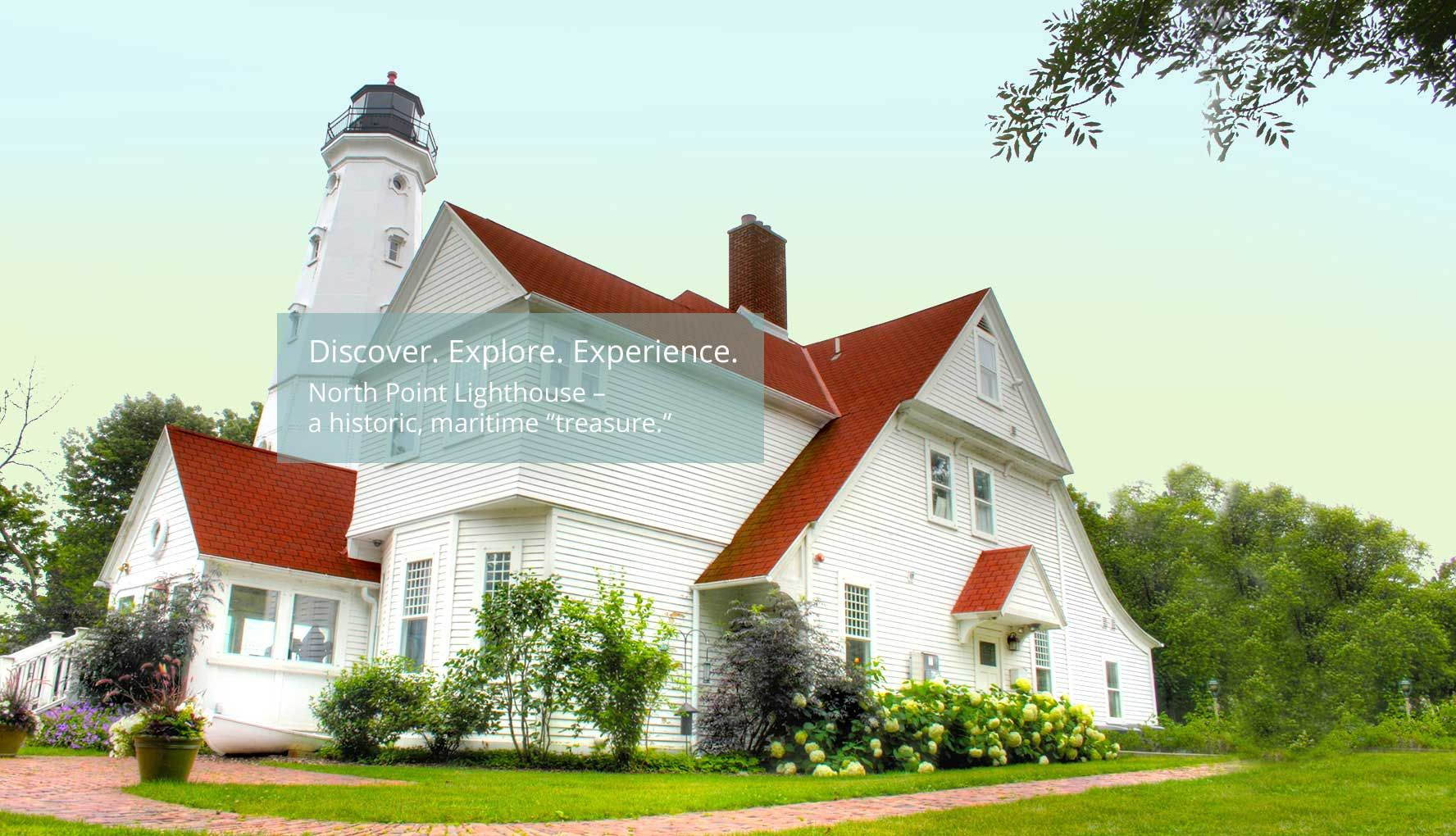 Home - North Point Lighthouse = Milwaukee