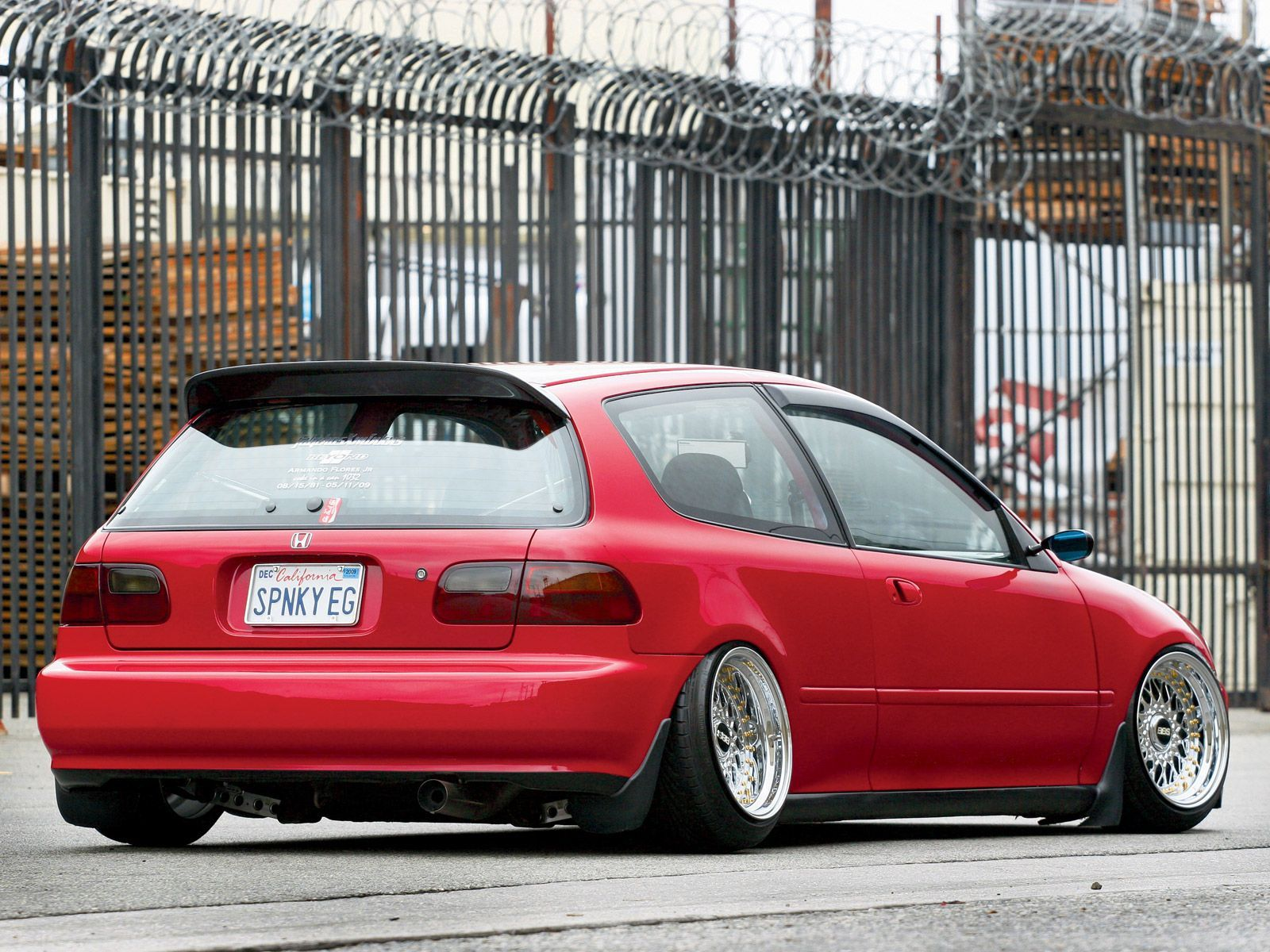 civic 95 vx jdm Pesquisa Google Charlie Red Project 1