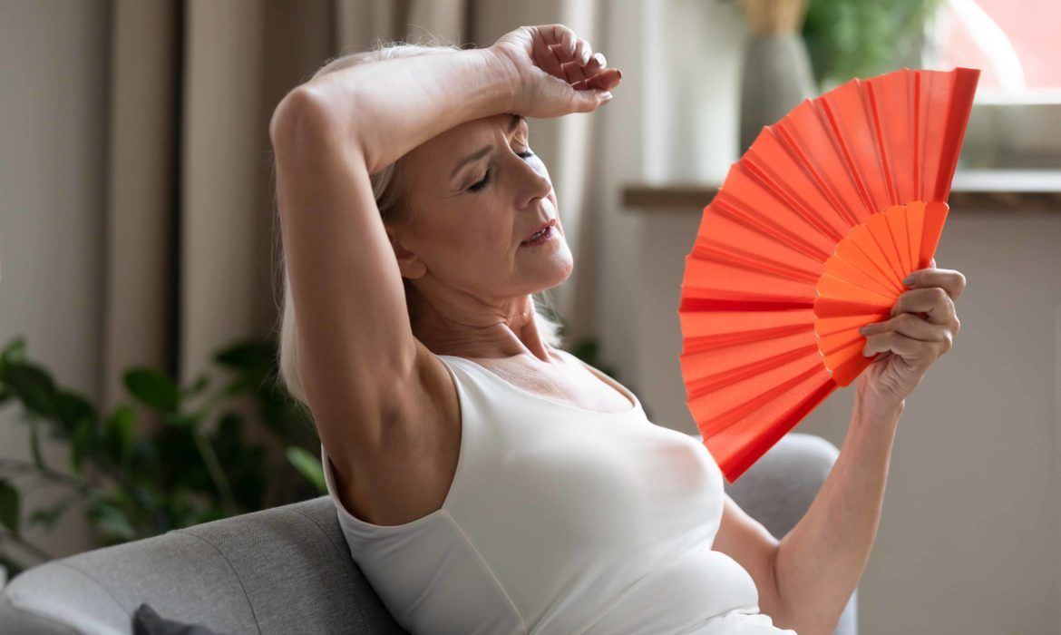 Hot Flashes Can Be Fast and Furious in 2020 | Hot flashes ...