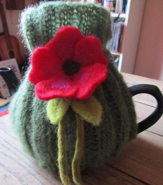 Tea cozy for my 12-cup teapot   CROCHET (para la cocina)   Pinterest ...