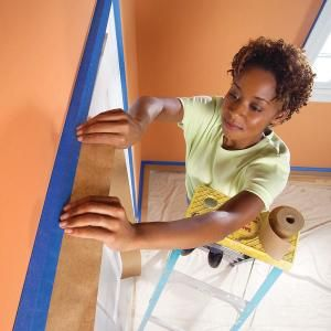Tips For How To Use Painter S Tape Painting Trim Painting Tips Diy Painting