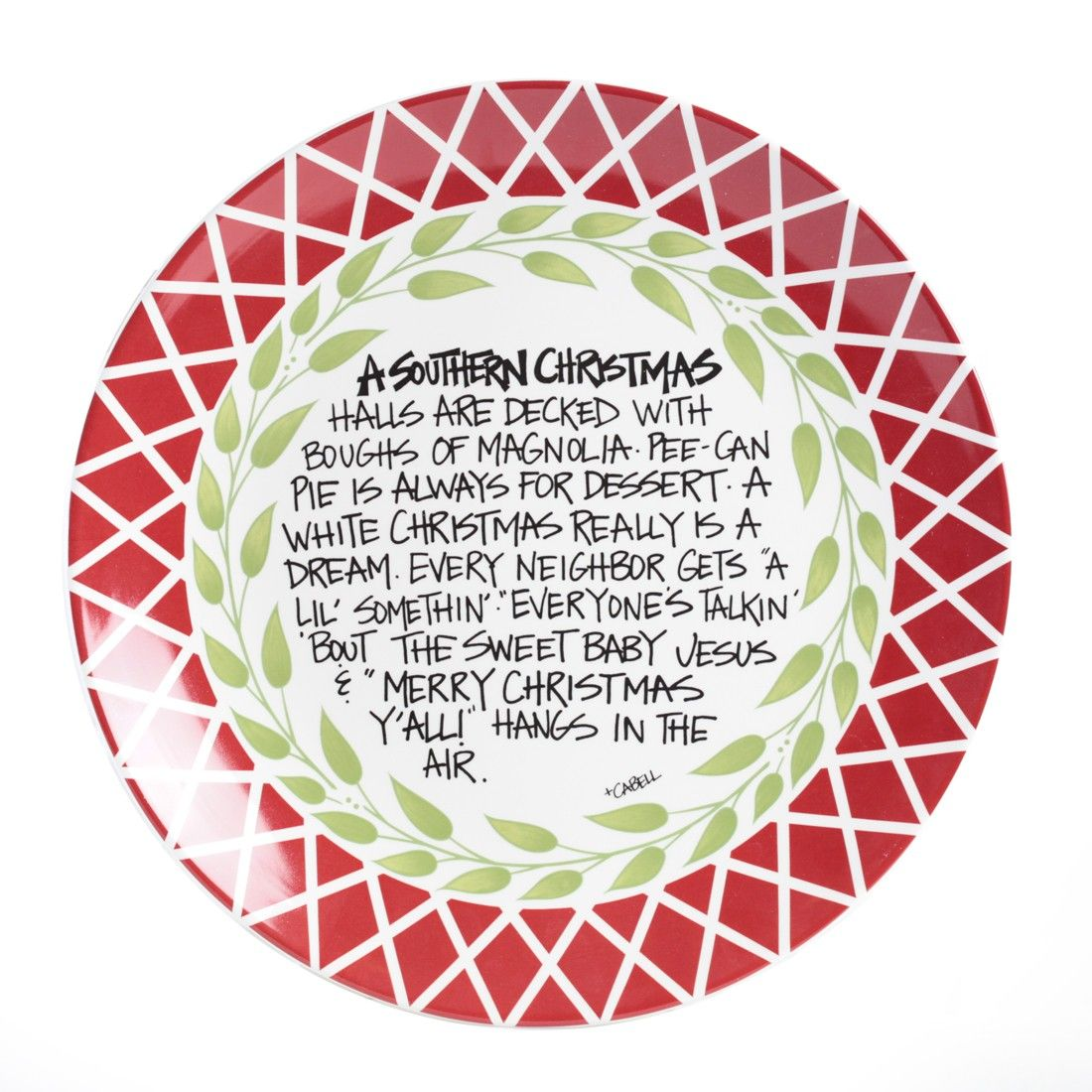 What is a Southern Christmas? The halls are decked with boughs of ...