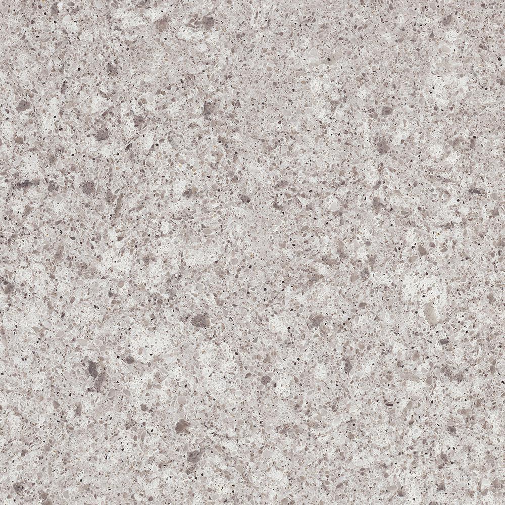 4 In X 4 In Quartz Countertop Sample In Atlantic Salt Quartz