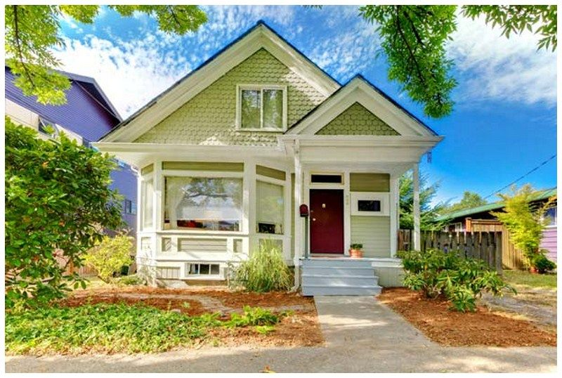 green exterior house color combinations | Simple Tips on How to ...