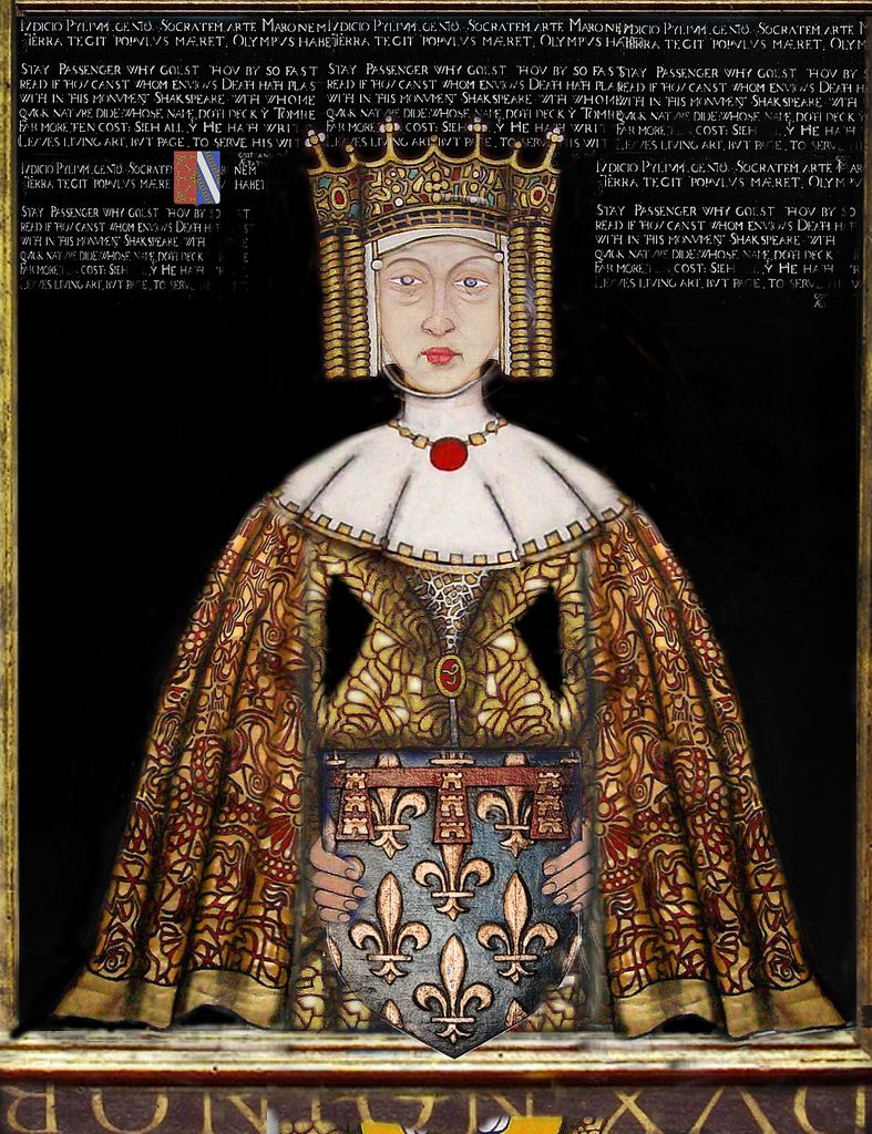 Blanche of Artois (Blanche d'Artois) (1248 – 2 May 1302) was the queen consort of Navarre; after her husband Henry I of Navarre's death, she served as regent from 1274 to 1284 on behalf of her daughter, Joan I. Besides Navarre, she ruled the counties of Brie, Champagne, Troyes and Meaux.  In 1276, she became Countess of Lancaster by marrying into the English royal family.  She was the daughter of Matilda of Brabant and Robert I, Count of Artois.