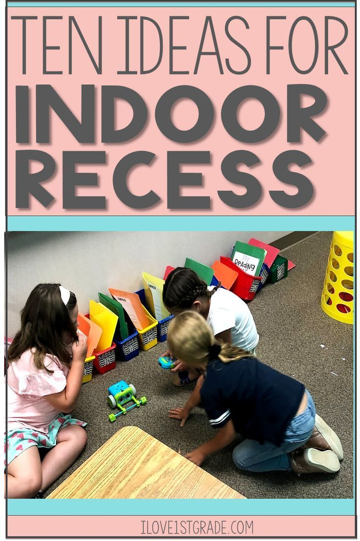 Winter is Here So is Indoor Recess I Love 1st Grade in