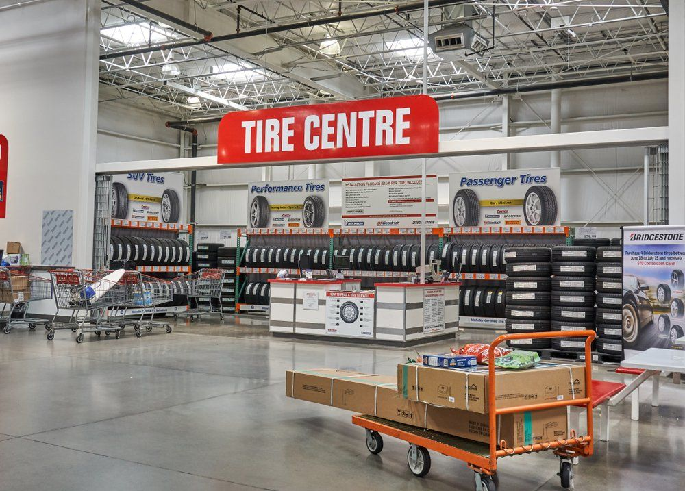 Here S Why You Should Buy Your Tires From Costco Costco Auto