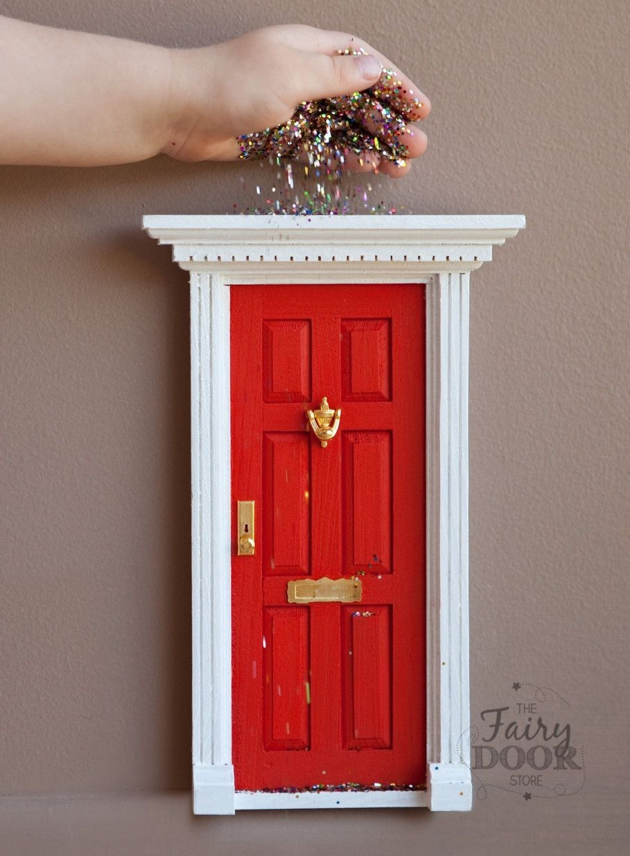 THE FAIRY DOOR STORE Just saw one of these in my nieces