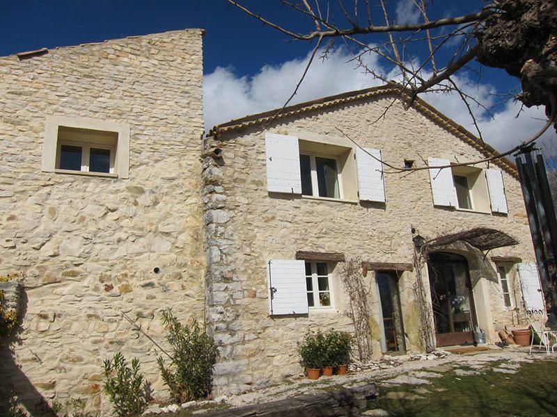 Le Jas du Bœuf, chambres d\u0027hôtes à Cruis, dans les Alpes-de-Haute
