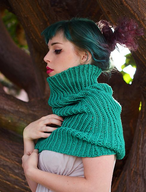 Volcano Cowl Pattern By Leah Coccari Swift Volcano Ravelry And