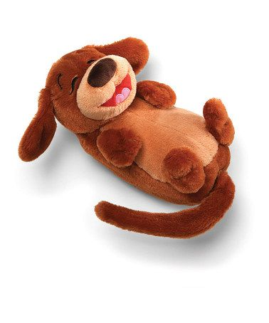 Take A Look At This Puppy Laugh A Rollies Plush Toy By Gund On