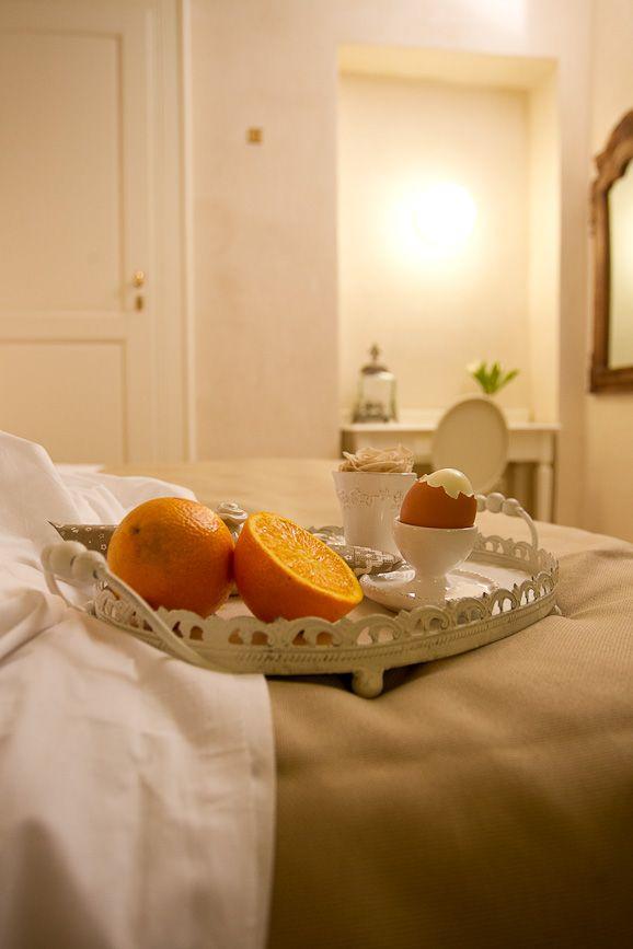 And what about having breakfast in your #bedroom?  Hotel Palazzo Novello  Via Tito Speri 17  Montichiari  Brescia  Italy