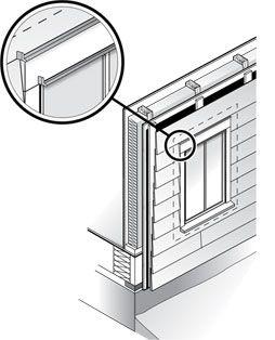 Cedar Siding General Installation Tips Batten Siding Installation And Cedar Siding
