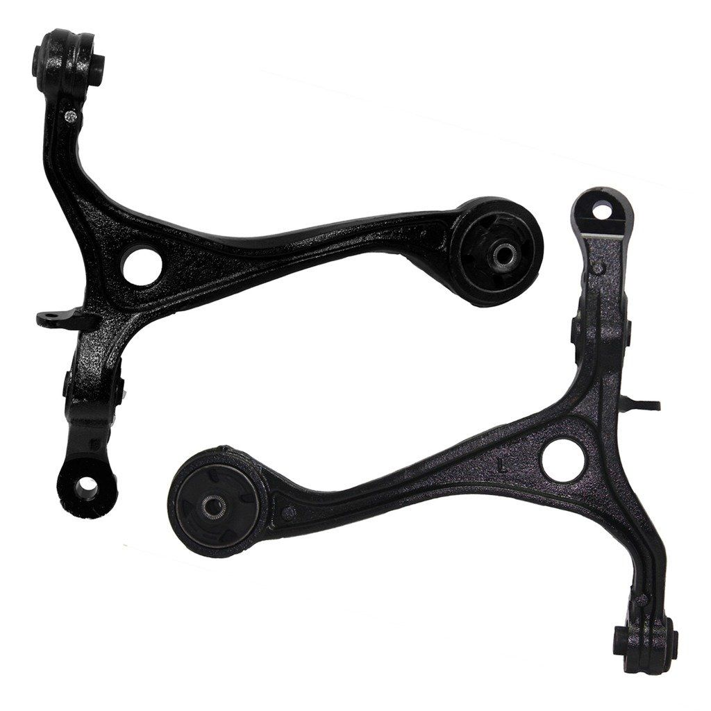 Detroit Axle Both 2 Front Lower Driver And Passenger Side Control Arm Assembly For 2004 2008 Acura Tsx 2003 2007 Hond Acura Tsx Honda Accord Control Arm