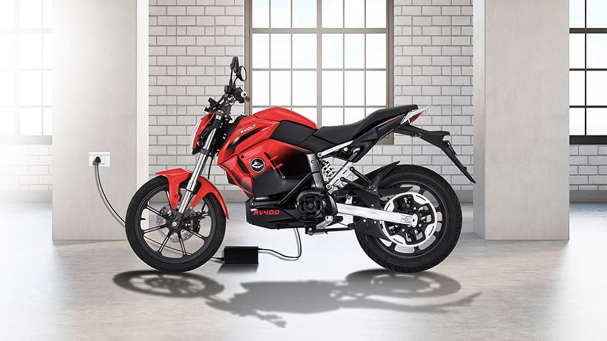 Revolt RV400, RV300 Electric Bikes Launched, Subscription