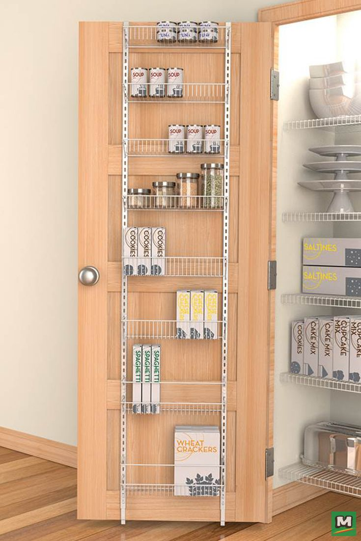 Store more in your pantry with a Grayline BackoftheDoor