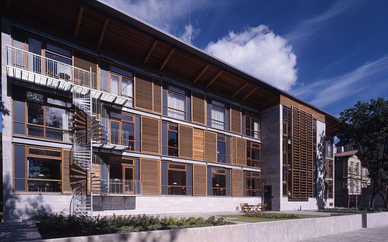 The Royal Danish Embassy In Tallinn Architect Walk Up Apartment Architecture