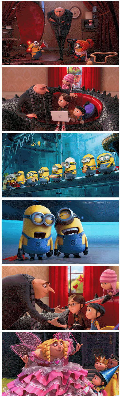 Despicable Me 2 Is Of Course My Favorite Movie I Can Watch It Over And Over And Never Get Tired Of It It Still Puts Personaje Minion Divertido Minions Minion