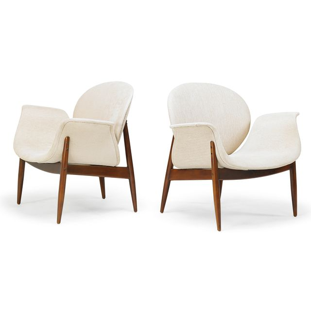 Good Pair Of Lounge Chairs @artsy