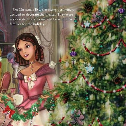 pics from the books of barbie in a christmas carol barbie movies photo - Barbie A Christmas Carol