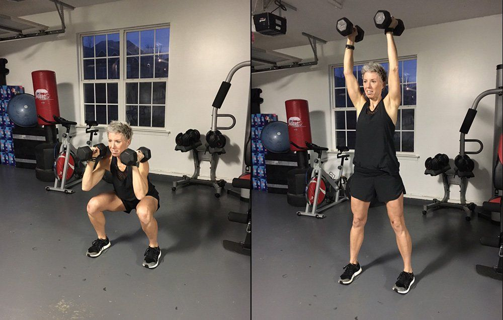 The 5 Moves That Help Carrie Underwood Get THOSE Arms #carrieunderwoodlegworkout