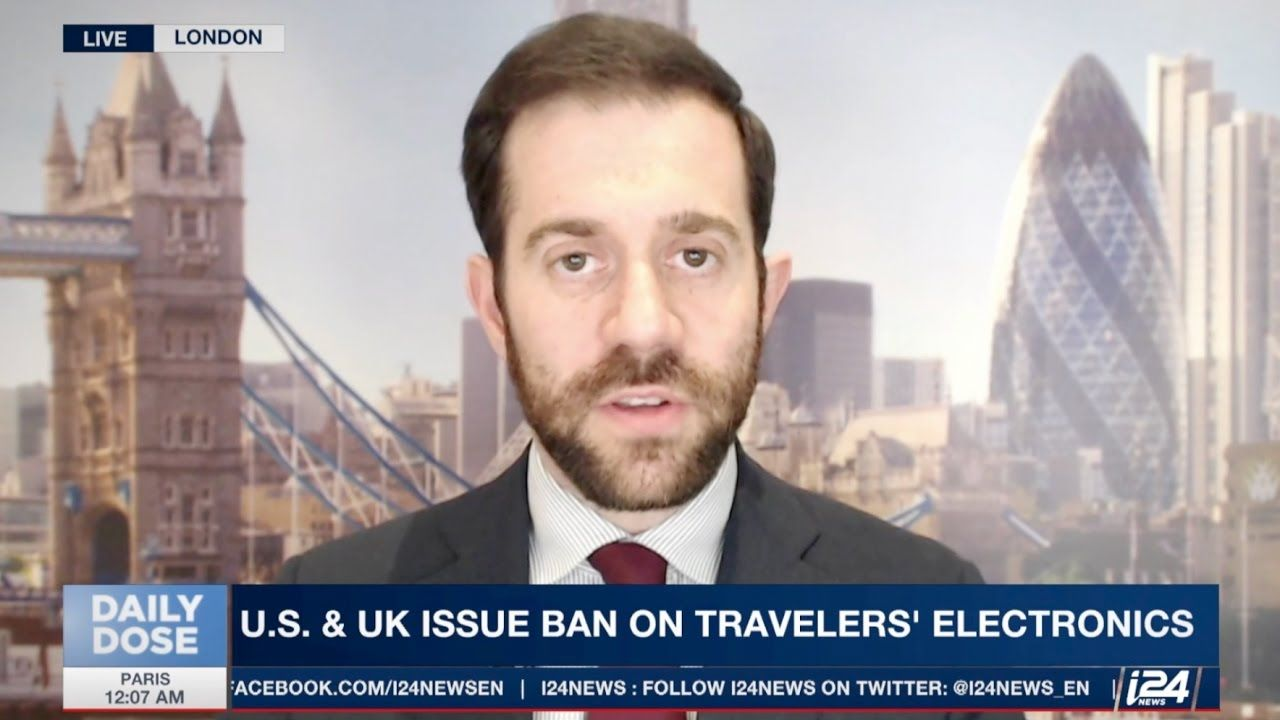 Jonathan Sacerdoti reports on the UK's decision to ban large electronic ...