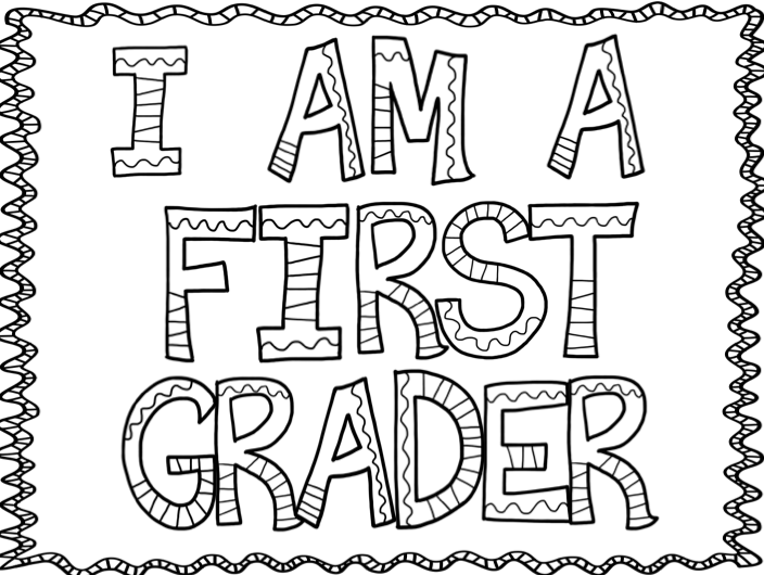 Have students color then take a picture :) Back to school FREEBIE! K ...