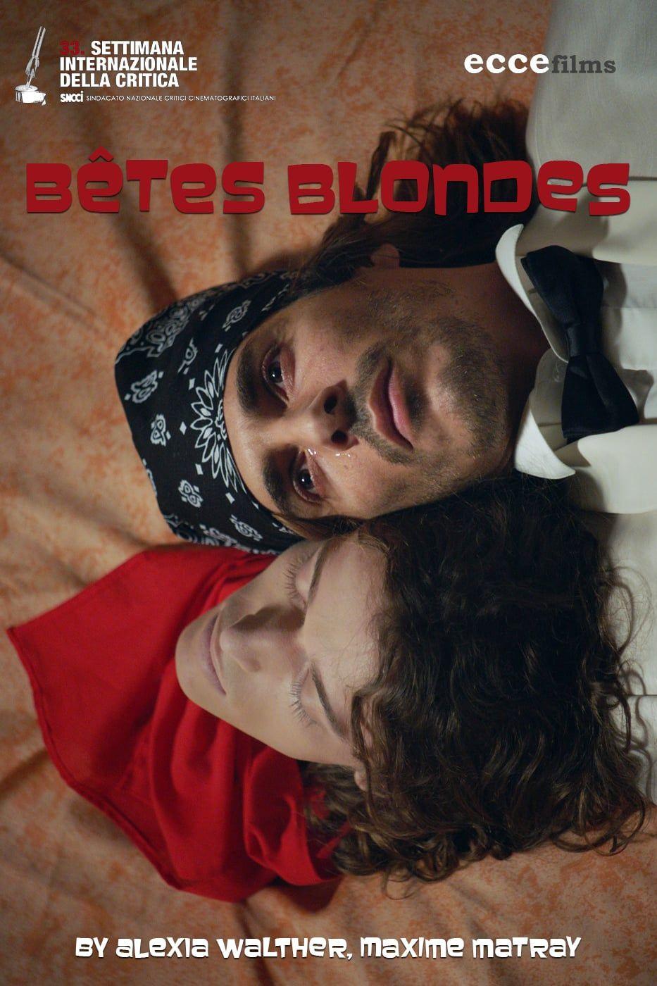 Eng.Sub Blonde Animals Full_Movie (2018