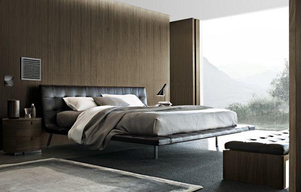 BEDS - POLIFORM Onda Poliform Pinterest Ondas, Camas y Productos - camas modernas