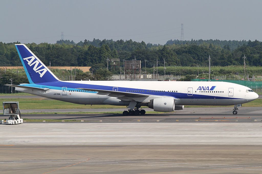 ANA Fleet Boeing 777200/ER Details and Pictures