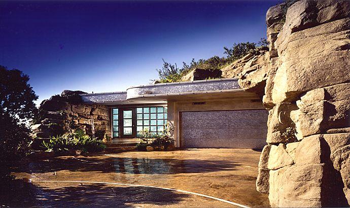 Rock House In Laguna Beach California House On The Rock House