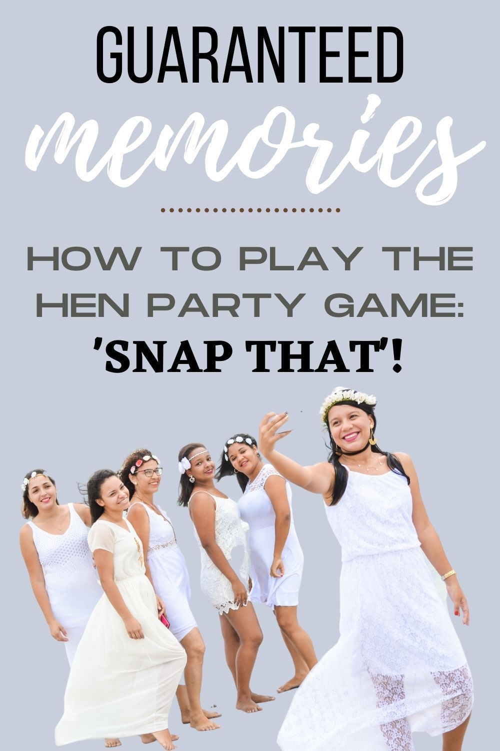 Bridal Shower Game Snap That In 2020 Hen Party Games Hen Party Bachelorette Party Games