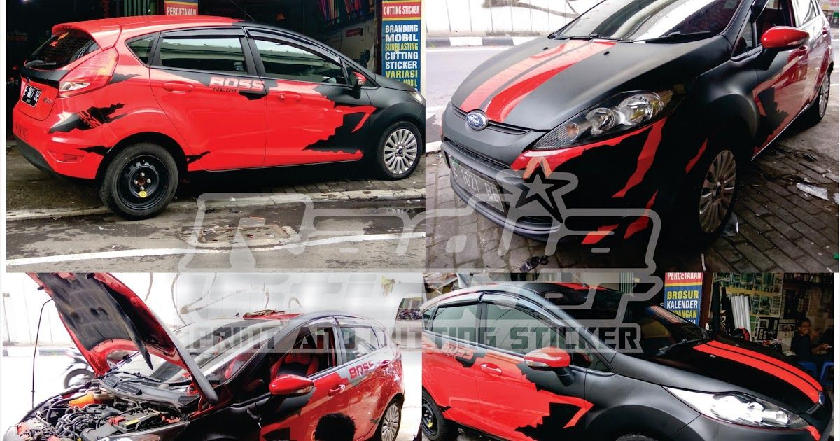 Wrapping Stiker Mobil Ford Wrapping Stiker Jogja Wrapping Stiker Mobil Hemat Hubungi