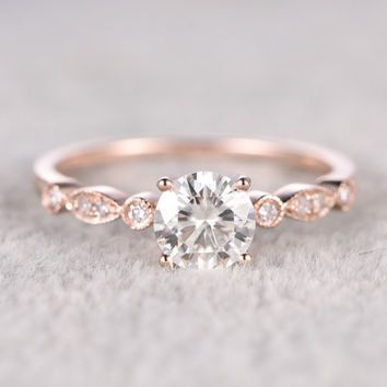 Best Gemstone Engagement Rings Products on Wanelo  4401dcc3952d