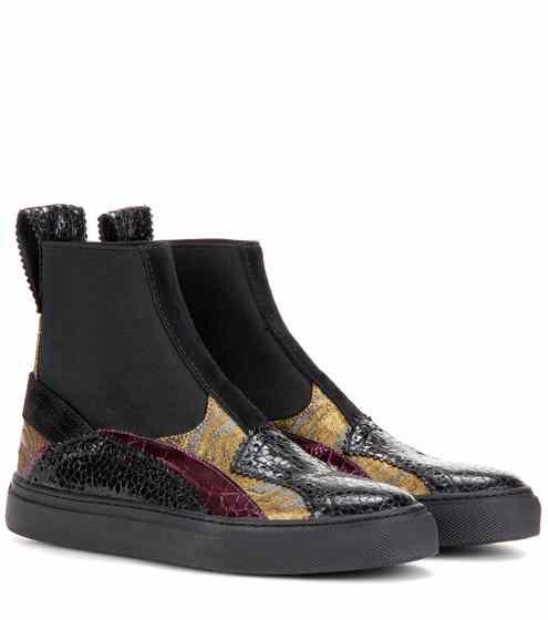 FOOTWEAR - High-tops & sneakers Dries Van Noten 1INfQx5