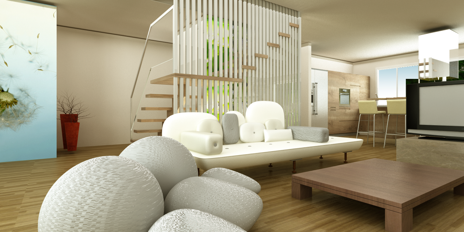 Attractive zen living room designs to inspire you for Zen decorating ideas living room