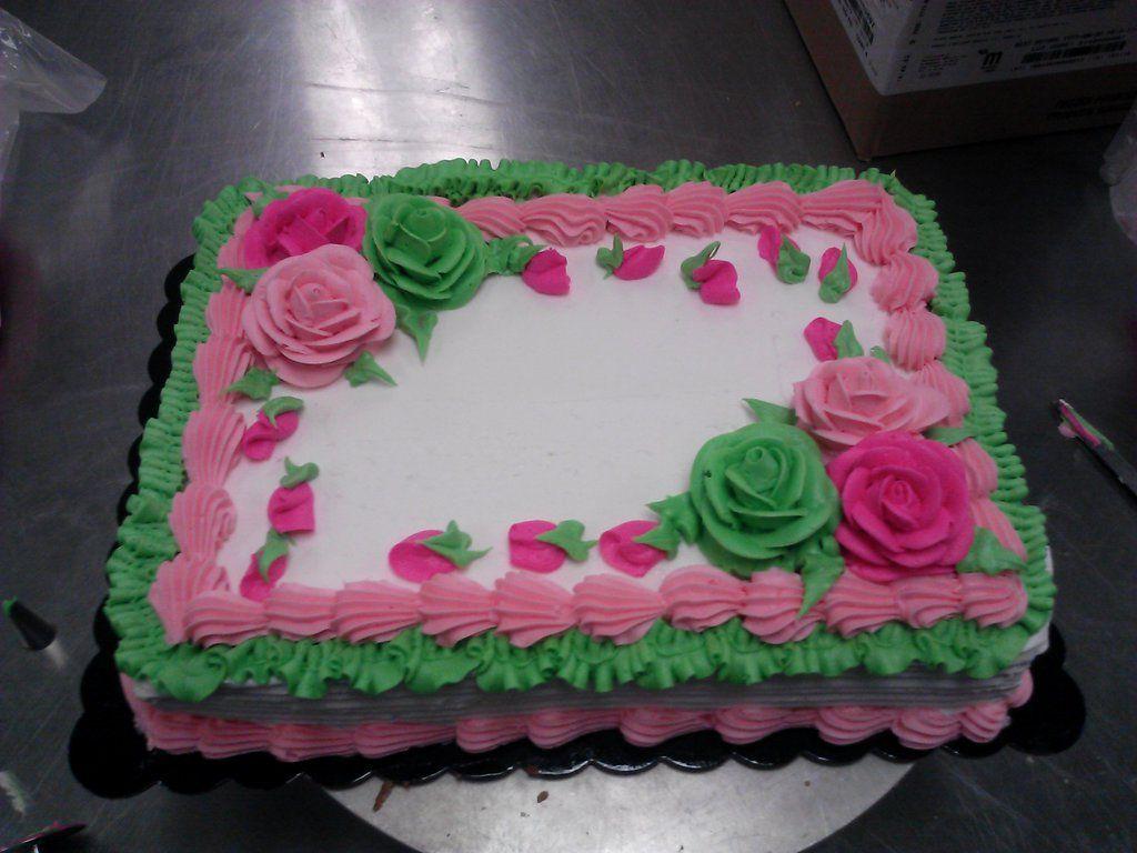 pink sheet cakes - Google Search
