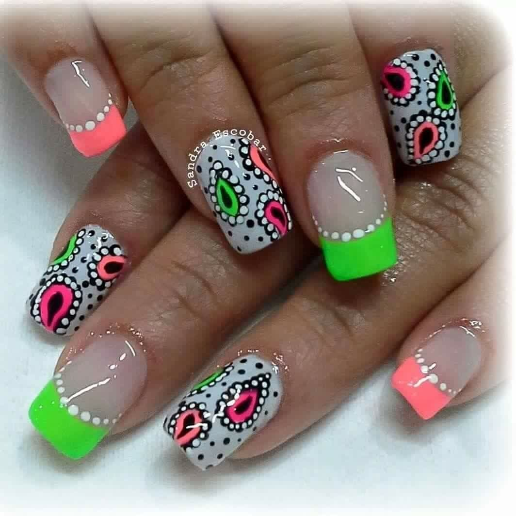 Pin by yurany on uñas pinterest manicure