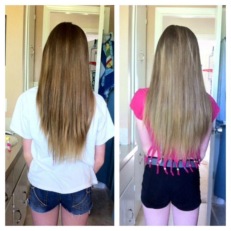 How To Lighten Your Hair Lighten Hair Naturally How To Lighten Hair Natural Hair Styles