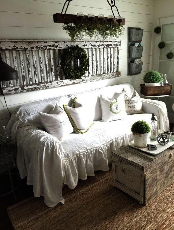 Found >> Shabby Chic Cottage :)   She Shed   Pinterest   Wohnzimmer ...
