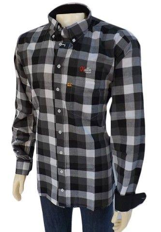 Tenha mais estilo escolhendo uma bela camisa xadrez masculina ... cc8a164013015