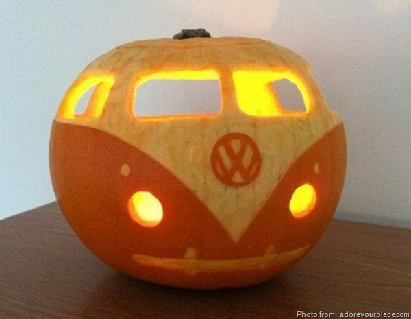 click here for more halloween ideas - Easy Pumpkin Carvings
