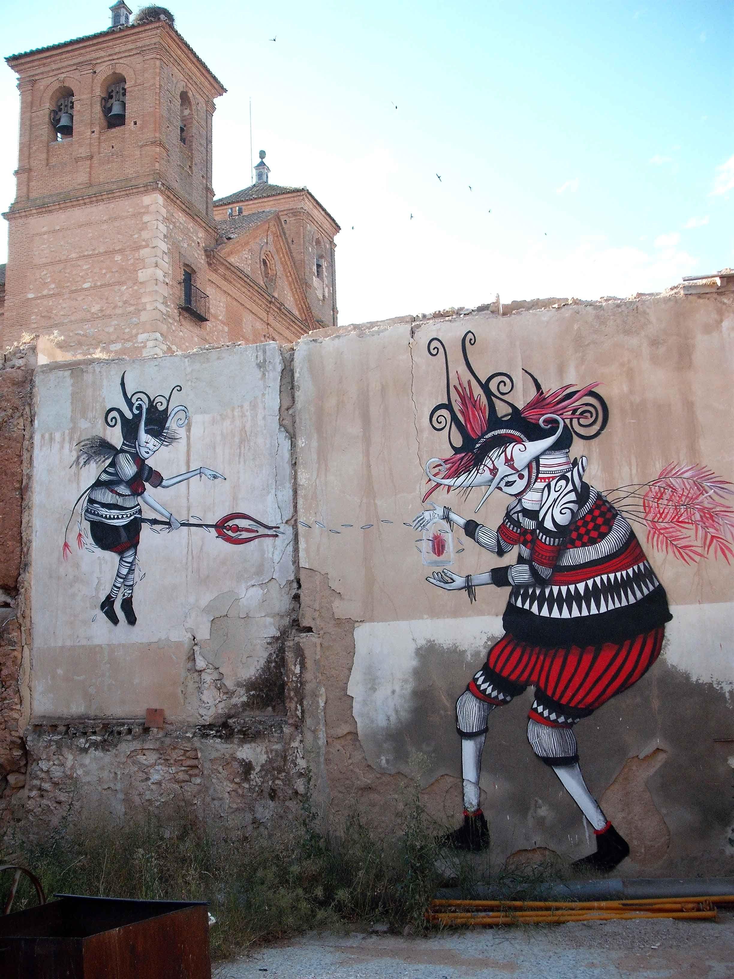 Skount - Street Artist and Art